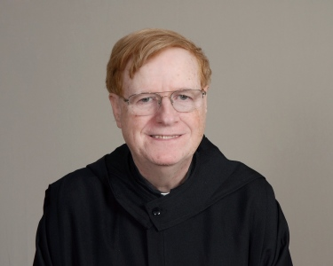 Photo of Father John O'Donnell, O.S.B.
