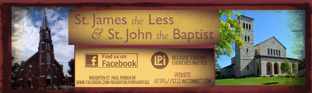 St. James the Less and St. John the Baptist