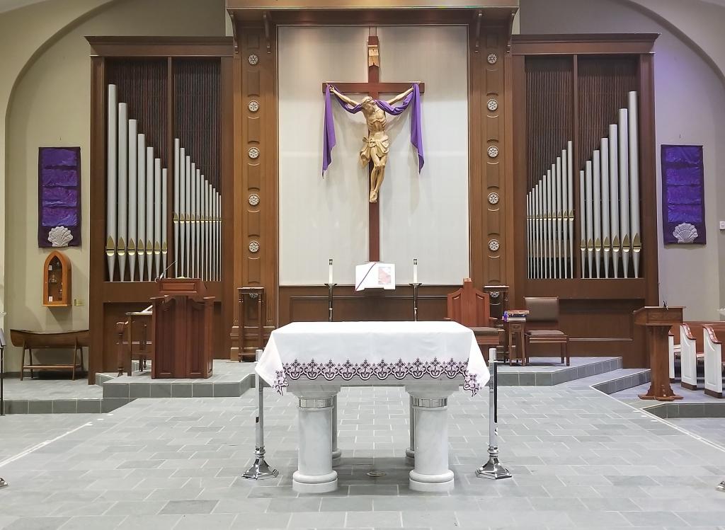 Lent at St. James 2019