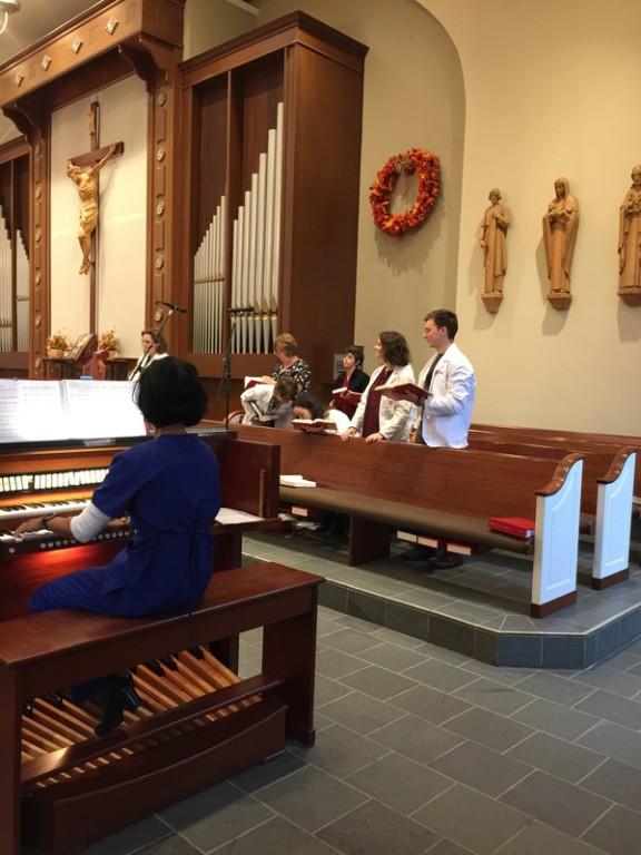 White Mass 10/1/16 | St  James Roman Catholic Church