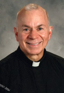 Photo of Father Patrick Nelson