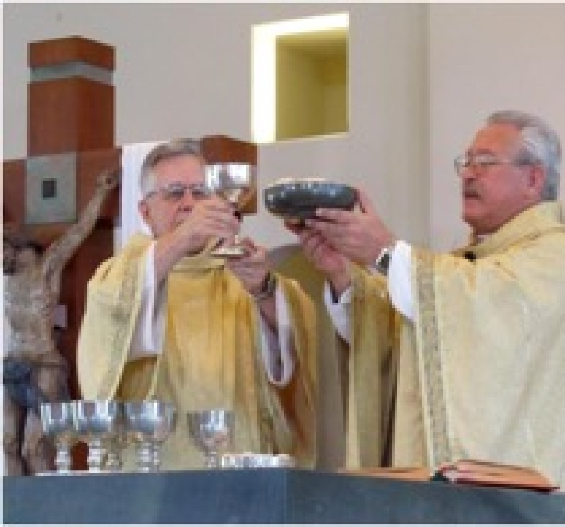 Centrality of the Mass | The Church of St  Luke