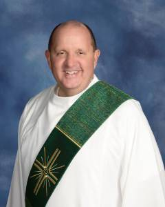 Photo of Deacon Jerry Stenovec