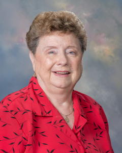 Photo of Mrs. Christine Martin