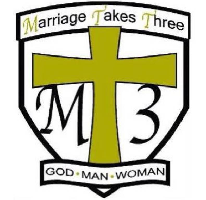 Mt3 Marriage Takes Three Holy Cross Catholic Church