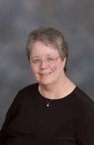 Photo of Ms Peg Bowman