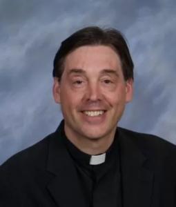 Photo of Father Ivan Nienhaus