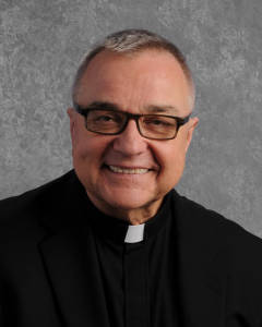 Photo of Father Dennis Colter
