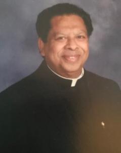 Photo of Fr. Kuriakose Nediakala MCBS (Fr. KK)