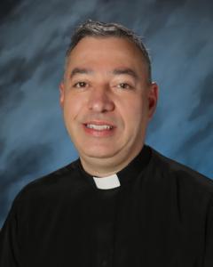 Photo of Father Andres Arango