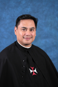 Photo of Father Alex Juguilon, OSC
