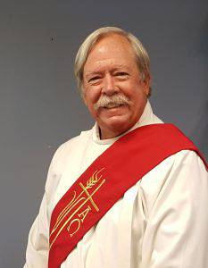 Photo of Deacon Marty Barrett