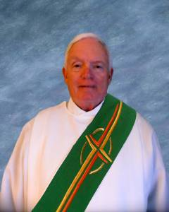 Photo of Deacon Bill McGann