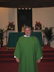 Photo of Deacon Al Barros
