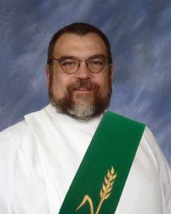 Photo of Deacon Scott Landis