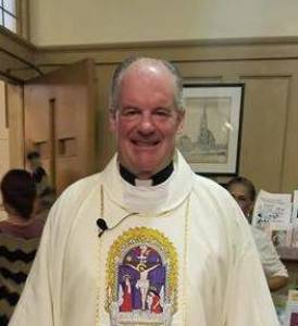 Photo of Father / Pdre Mark D. O'Donnell