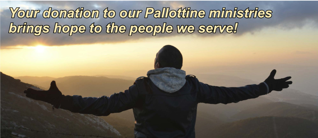 Ways to Give | Pallottine Fathers and Brothers: Mother of God