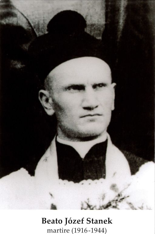 Blessed Joseph Stanek, SAC (Martyr)