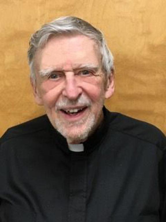 Father Bruce Schute, SAC