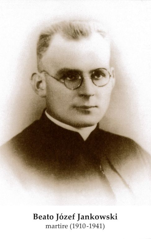 Blessed Joseph Jankowski, SAC (Martyr)