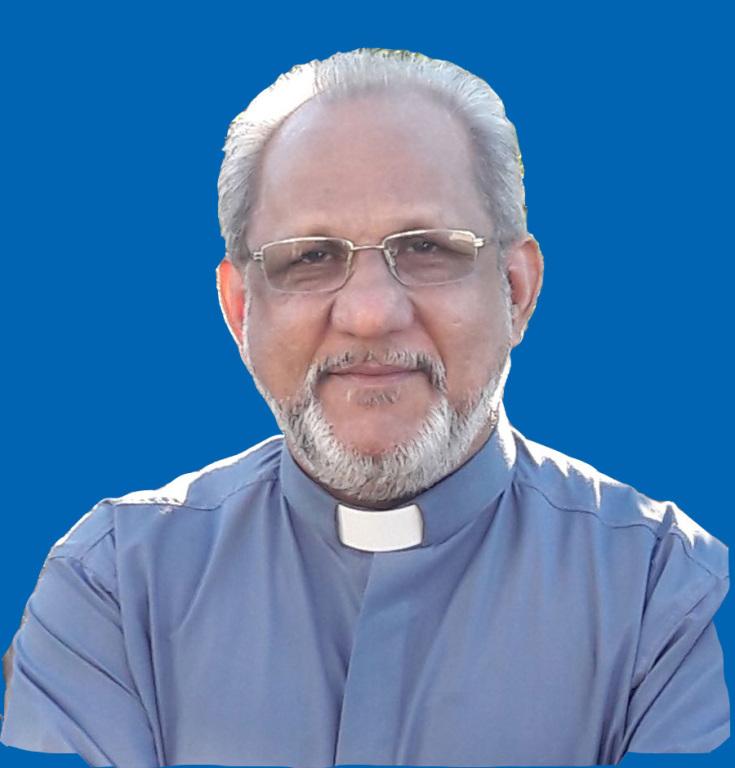 Fr. Thomas Manjaly, SAC
