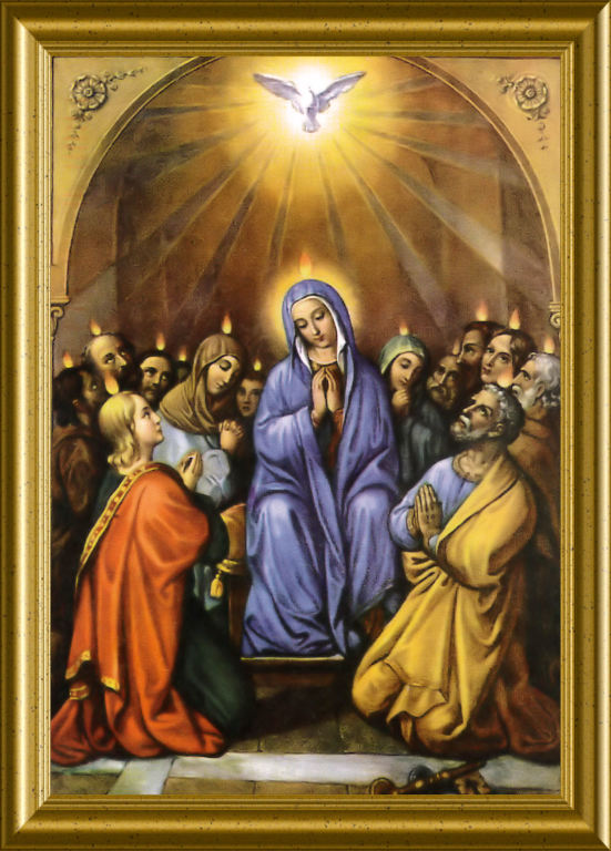 Mary, Queen of Apostles