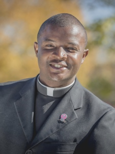 Photo of Father Valery Akoh