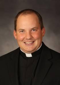 Photo of Father Brandon Moravitz