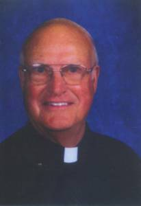 Photo of Fr. Kevin Molloy
