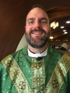 Photo of Fr. Brian Fabiszewski