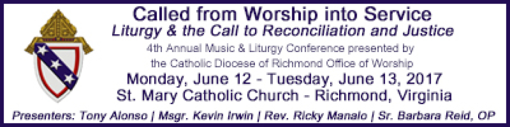 Liturgy Conference