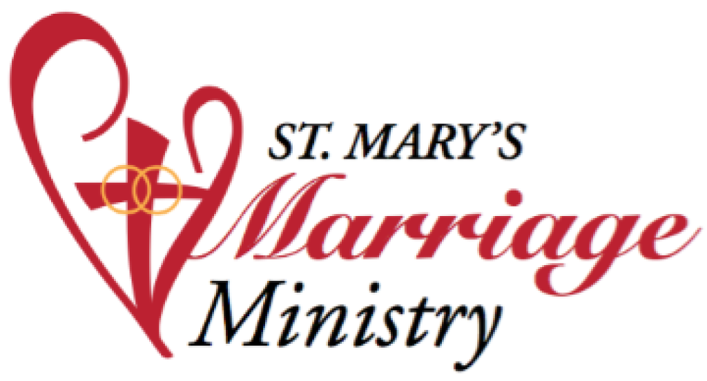 St. Mary's Marriage Ministry Logo
