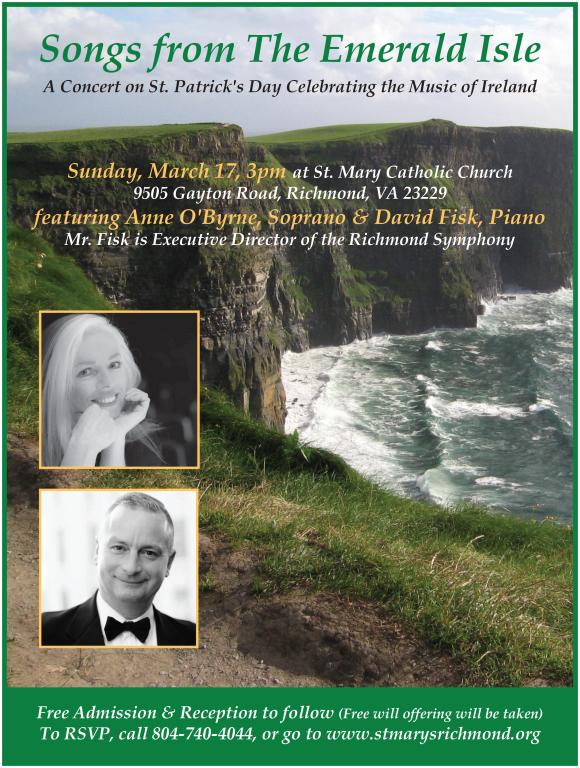Irish Concert