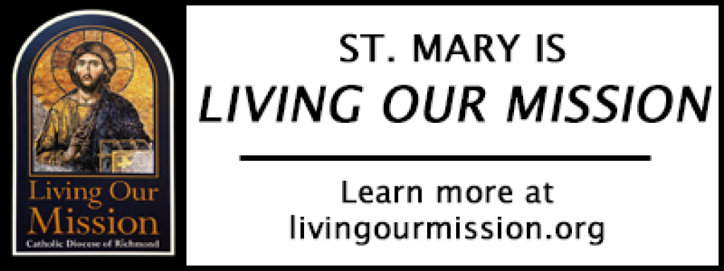 Living our Mission Logo