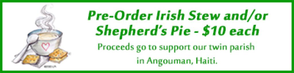 Stew Orders