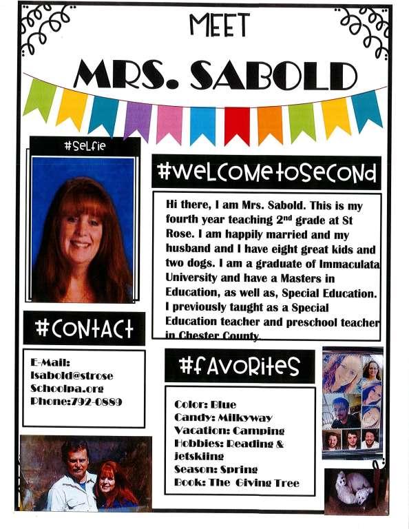 Mrs. Sabold