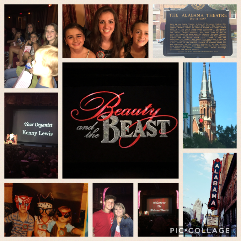 Beauty and the Beast at the Alabama