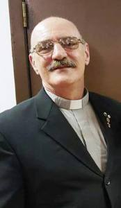 Photo of Deacon Jesse Menard