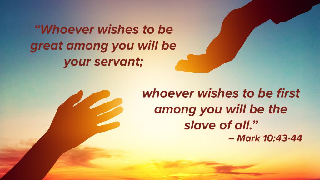 How Do We Serve? | St. Elizabeth Ann Seton