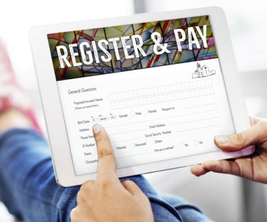 Register for VBC 2019 and pay online