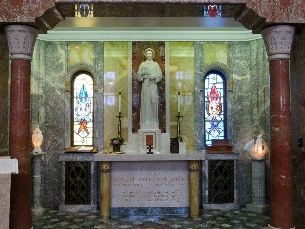 Biography of St  Elizabeth Ann Seton | St  Elizabeth Ann Seton