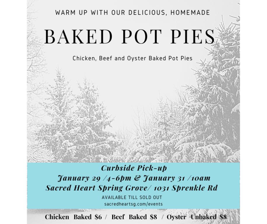 Week of Pot Pie Ad