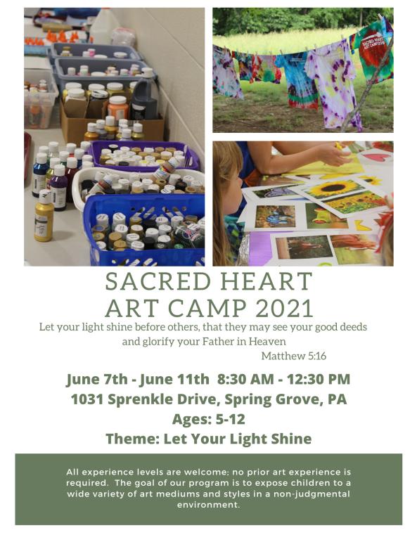 Art Camp 2021
