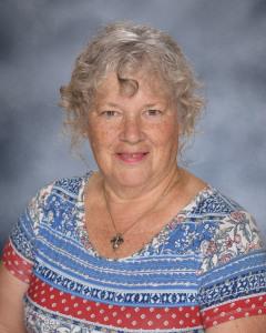 Photo of Mrs. Mary Steiner