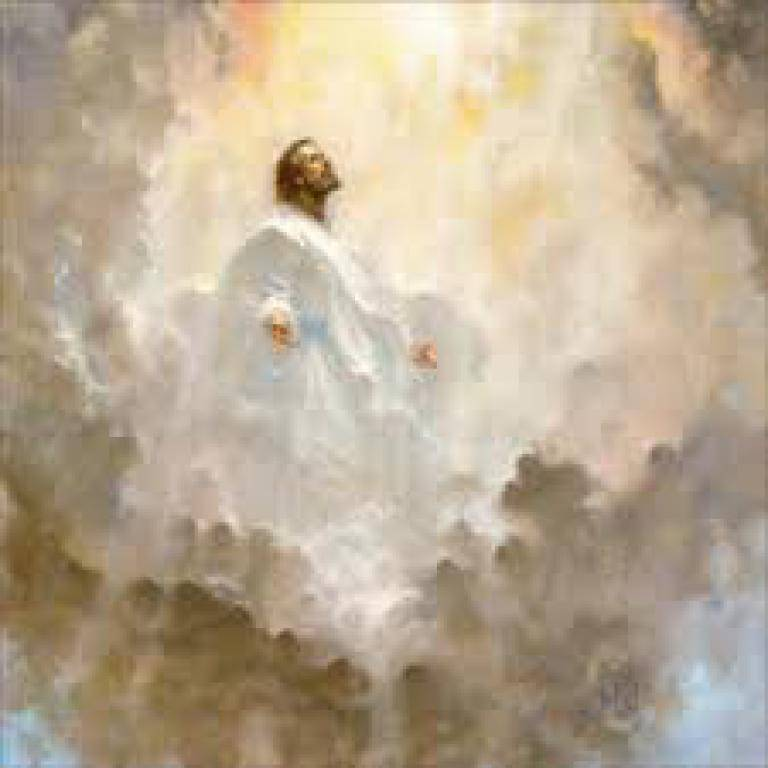 """""""All power in heaven and earth has been given to me."""""""
