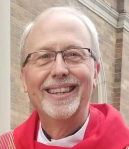 Photo of Rev. Carl Scheble