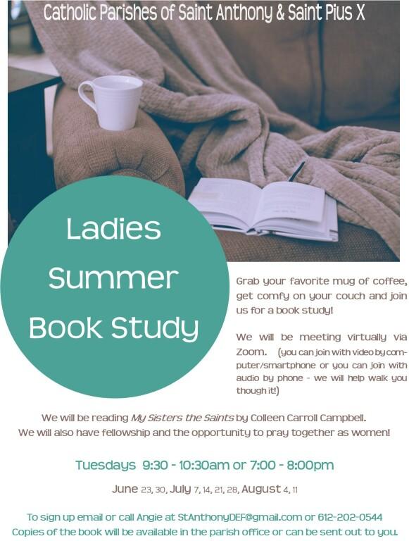 Summer Book Study 2020