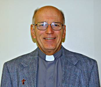 Photo of Deacon Gregory Hutar
