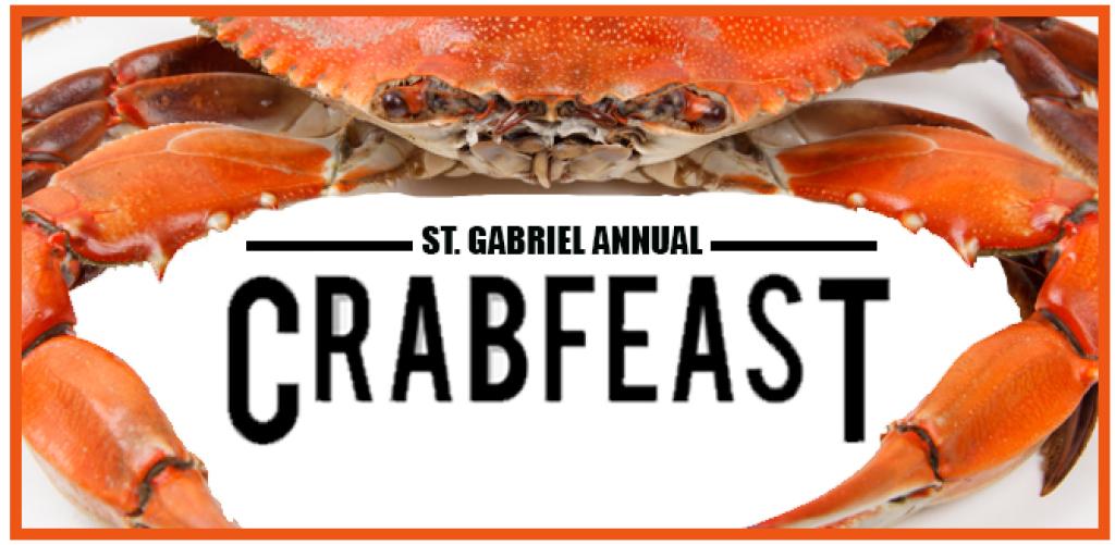 St. Gabriel Annual Crab Feast