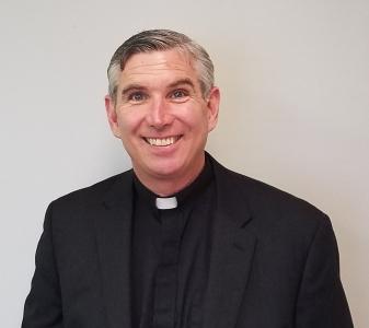 Photo of Reverend Jim Curran